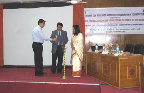 Seminar cum Workshop on Energy Conservation